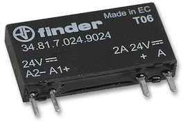 Przekaźnik Finder 34.81.7.024.9024 Przekaźnik Finder 34.81.7.024.9024