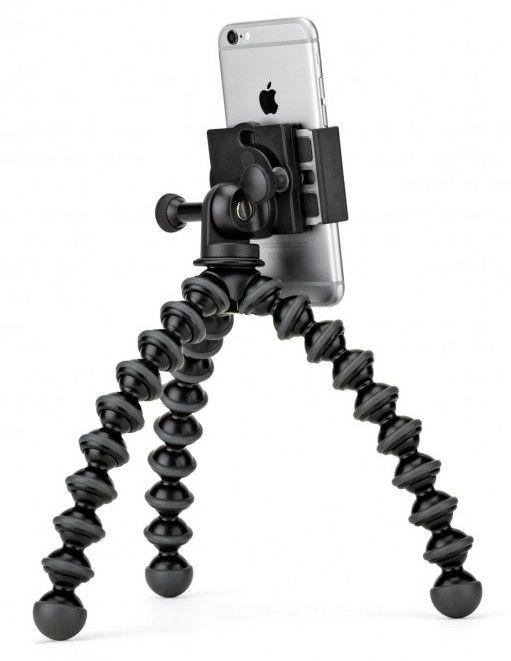 Statyw Joby GorillaPod + Uchwyt GripTight Pro