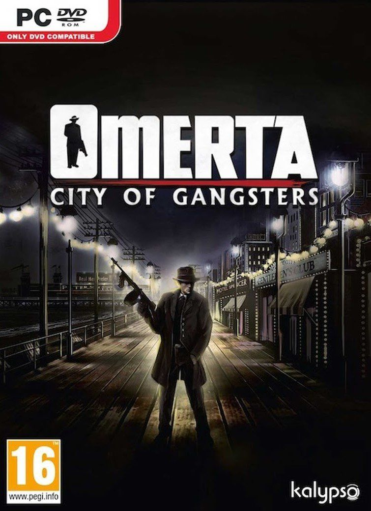 Omerta: City of Gangsters Gold Edition (PC) PL DIGITAL
