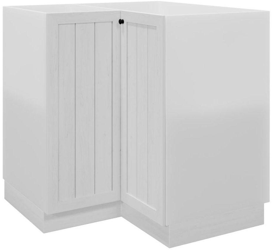 Szafka kuchenna stojąca Prowansja 90 cm kolor biały