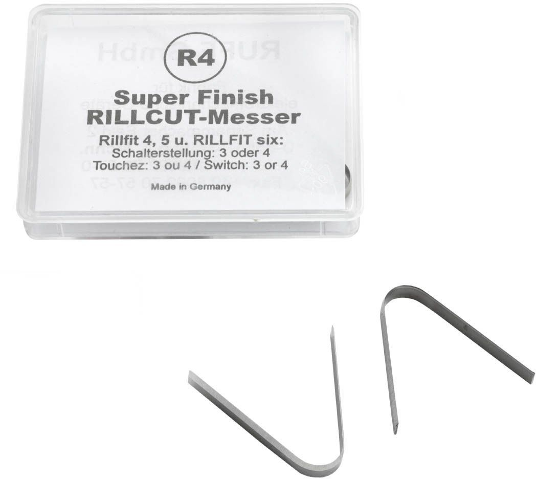 Nożyki do nacinania opon RILLFIT R-4 8-16mm
