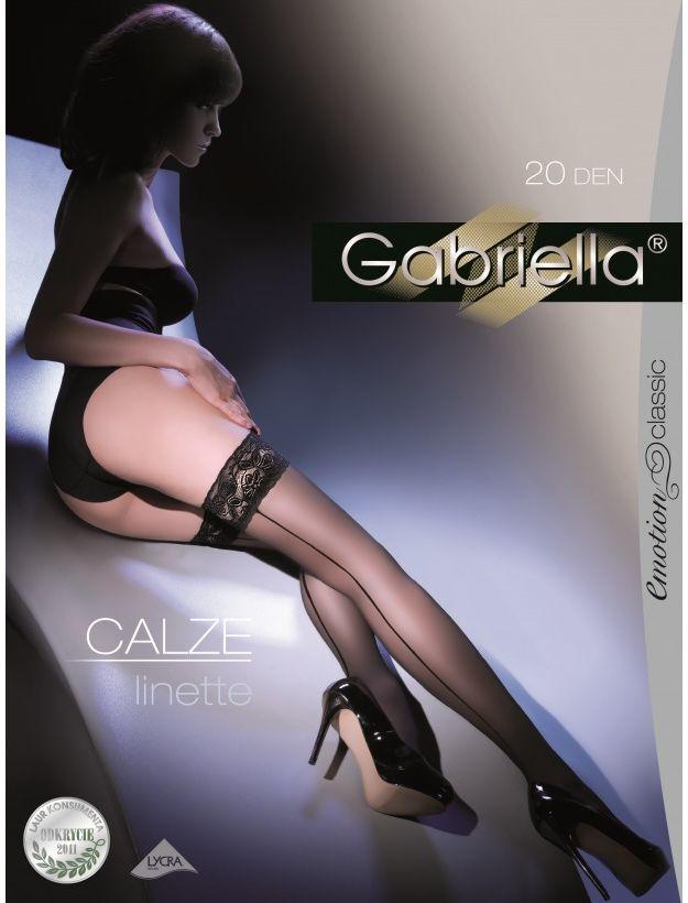 Calze linette gabriella pończochy