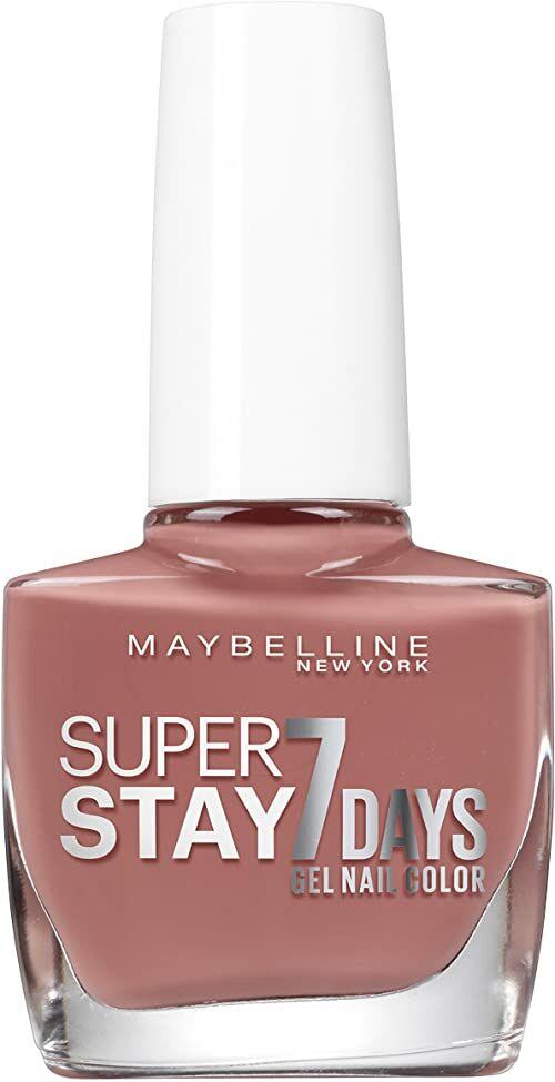 Maybelline New York Superstay 7 dni, kolekcja unnude pastelowe odcienie, 898 poeta efekt lakieru żelowego, 3 opakowania