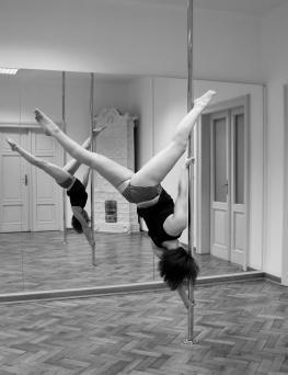 Indywidualna lekcja Pole dance  Kraków