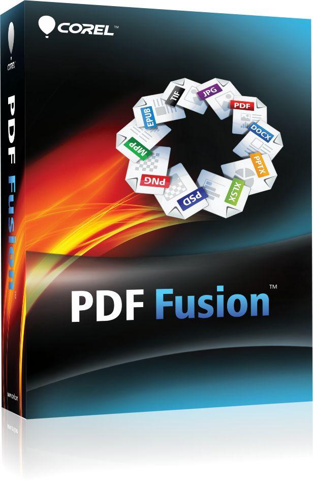 Corel PDF Fusion ENG - elektroniczna - Certyfikaty Rzetelna Firma i Adobe Gold Reseller