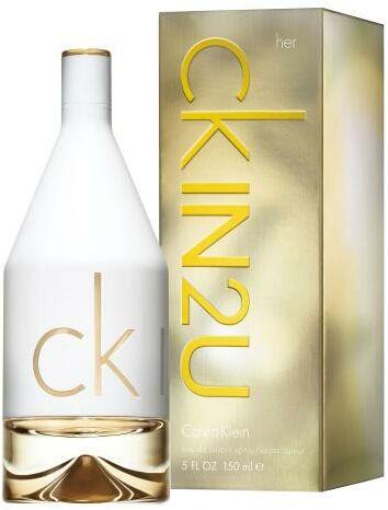 Calvin Klein CK IN2U Her woda toaletowa 150 ml dla kobiet