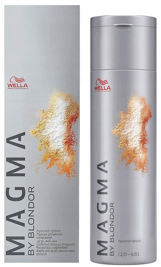 Wella Magma by Blondor Rozjaśniacz pigmentowy do włosów 120ml