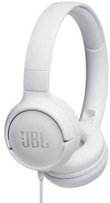 Słuchawki JBL Tune 500 Biały
