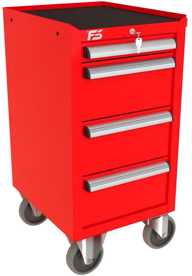 Dostawka wózka MEGA z 4 szufladami PDM-218