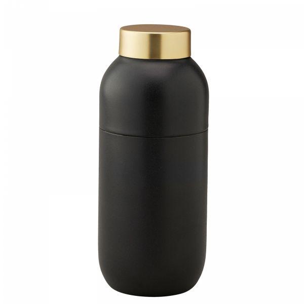 Stelton COLLAR Shaker do Koktajli 500 ml z Miarką - Czarny