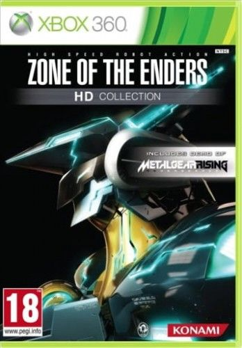 Zone of the Enders HD Collection X360