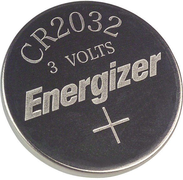 Bateria Energizer CR2032