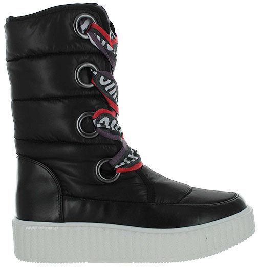 Śniegowce damskie Juicy Couture czarneJJ155-PBK