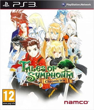 Tales of Symphonia Chronicles PS 3
