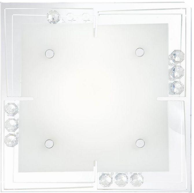 Globo plafon lampa sufitowa Dubia 48074 szkło 24cm