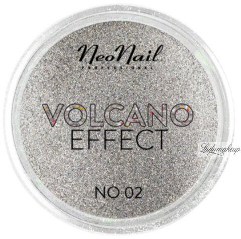 NeoNail - VOLCANO EFFECT - Pyłek do paznokci - Efekt wulkanu - No.2