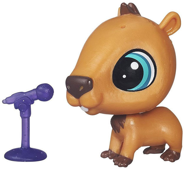 Littlest Pet Shop - Capsy Bara B4782