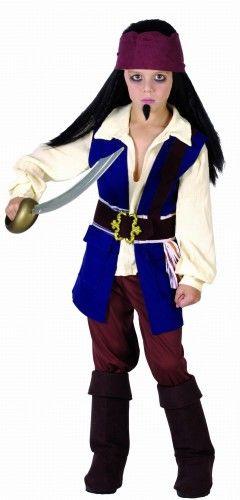 Przebranie dla chłopca Pirat z Karaibów