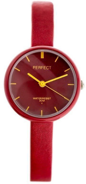 ZEGAREK DZIECIĘCY PERFECT MENTOSS - red (zp731c)