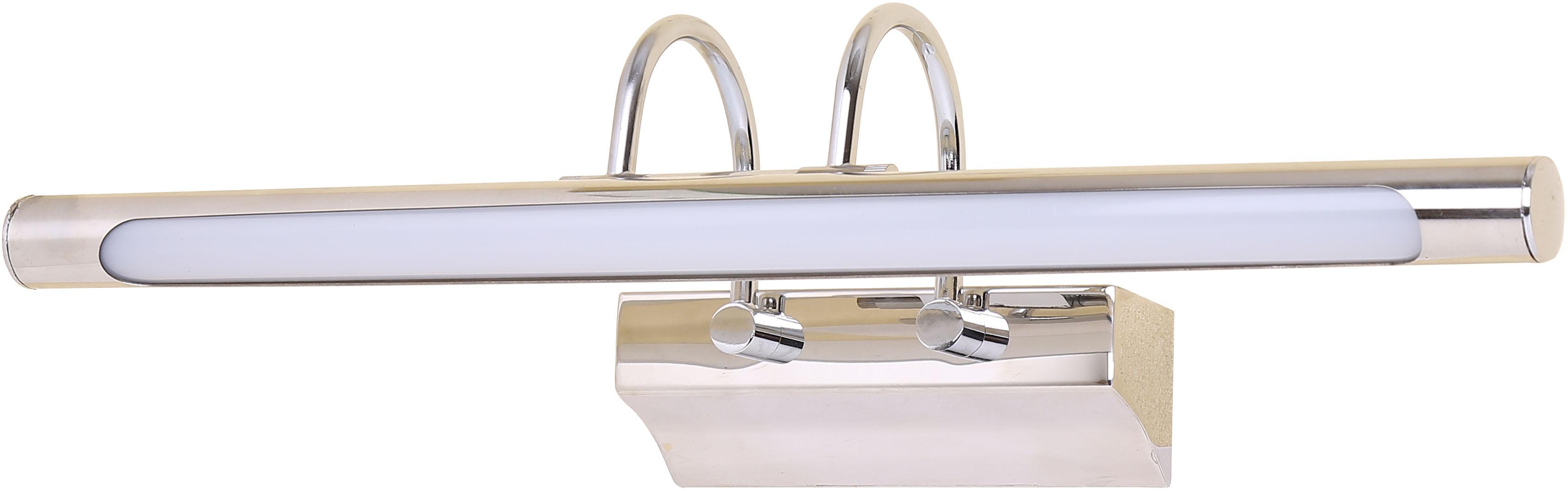 Candellux LINEA 20-40763 kinkiet lampa ścienna chrom 5W LED 43cm
