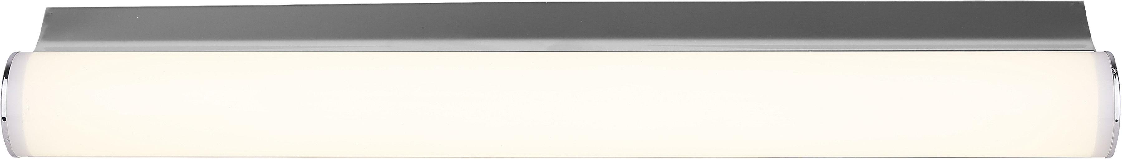Candellux DAPHNE 21-69771 kinkiet lampa ścienna chrom biały 7W LED 4000K 42cm