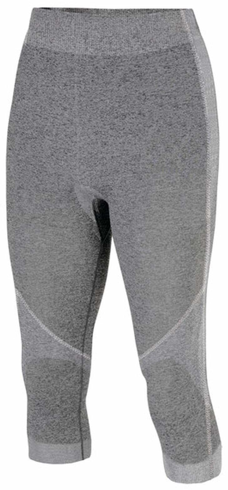 Dare 2b Męskie legginsy Base Layer Longueur 3/4 Première Couche Technique in The Zone szary Charcoal Grey Marl S