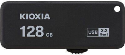 Pamięć USB KIOXIA TransMemory U365 128GB Czarny LU365K0128GG4