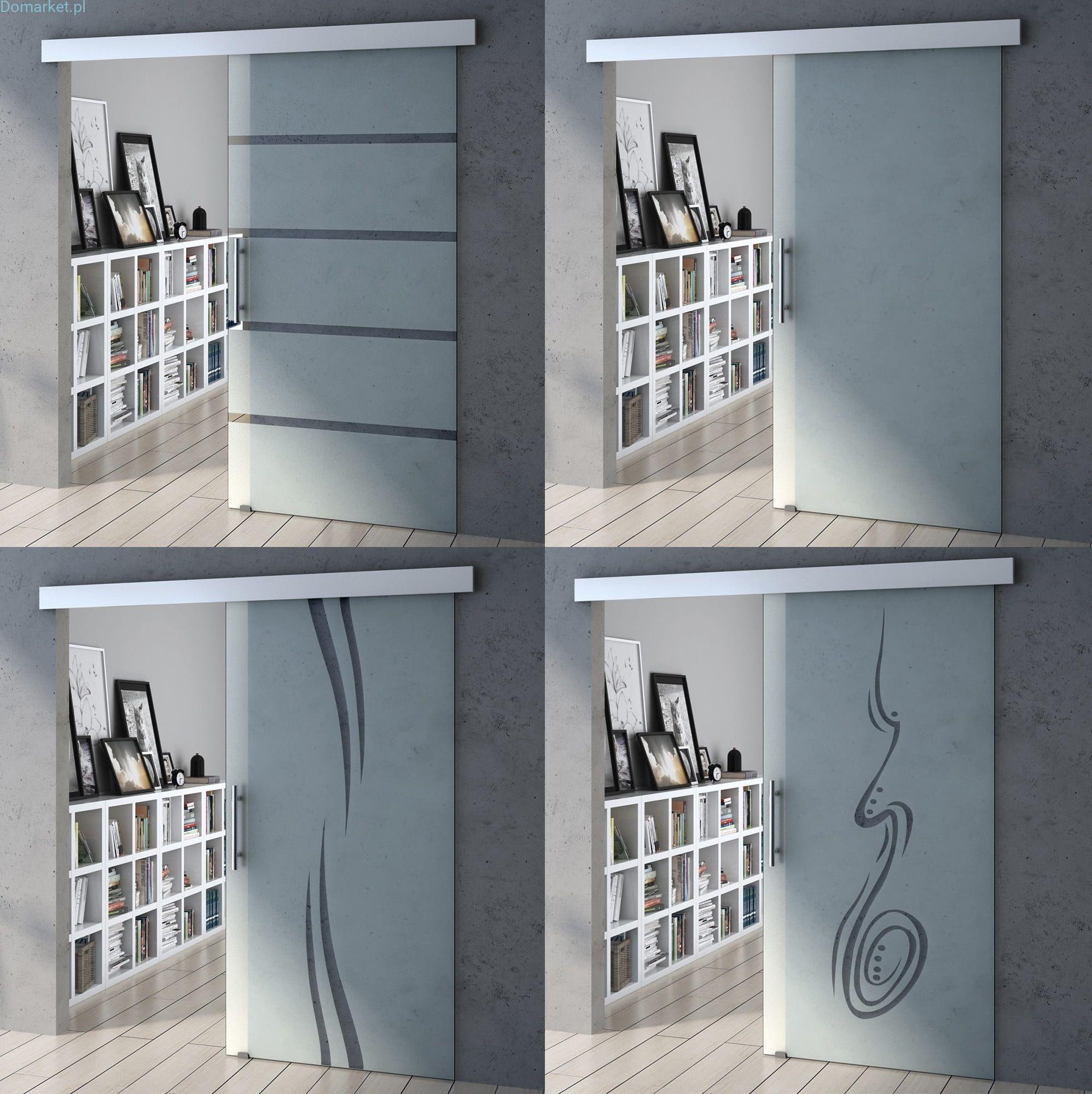 Drzwi Przesuwne Szklane - Liniger Ostium