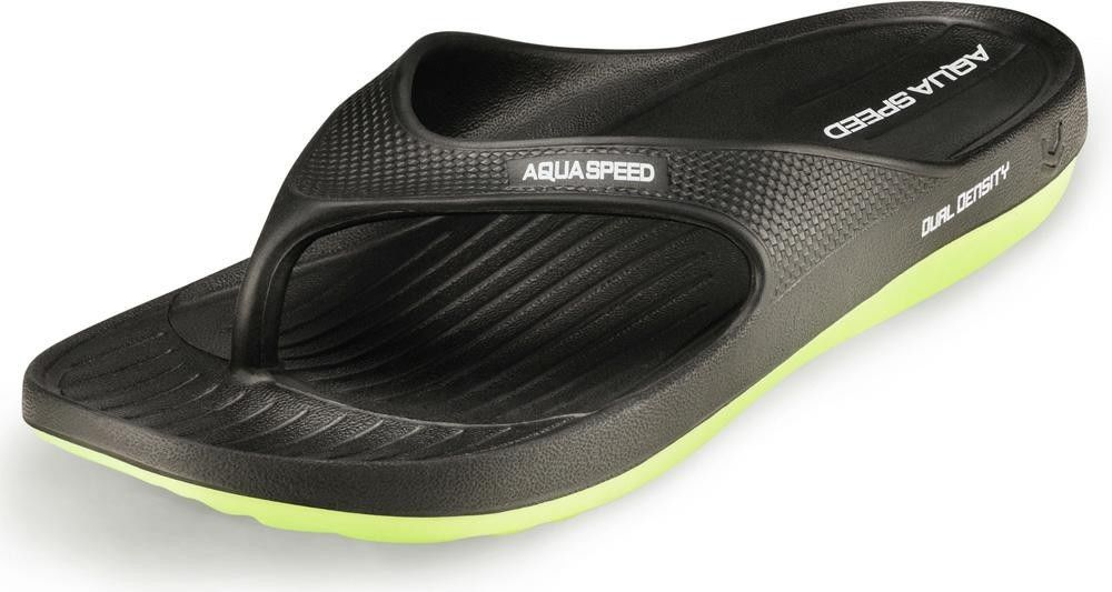 Klapki basenowe Aquaspeed Alcano 38 czarne