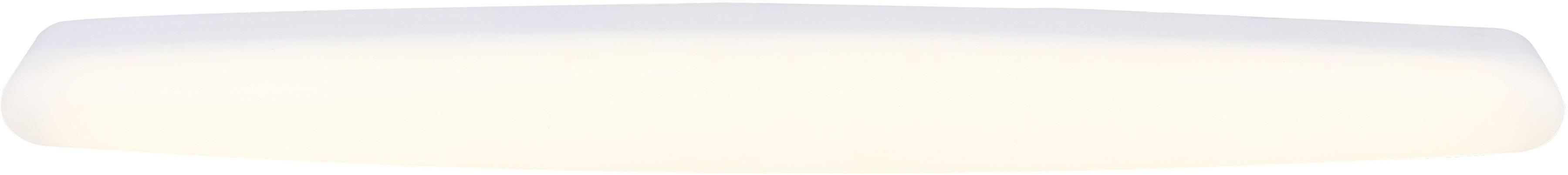Candellux LENA 21-69788 kinkiet lampa ścienna biała akryl 10W LED 4000K 59cm