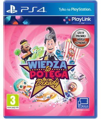 Gra PS4 Wiedza To Potęga: Dekady