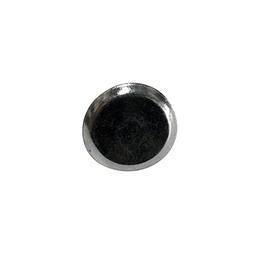 Pinezka Ozdoba 17mm Gładka 10szt