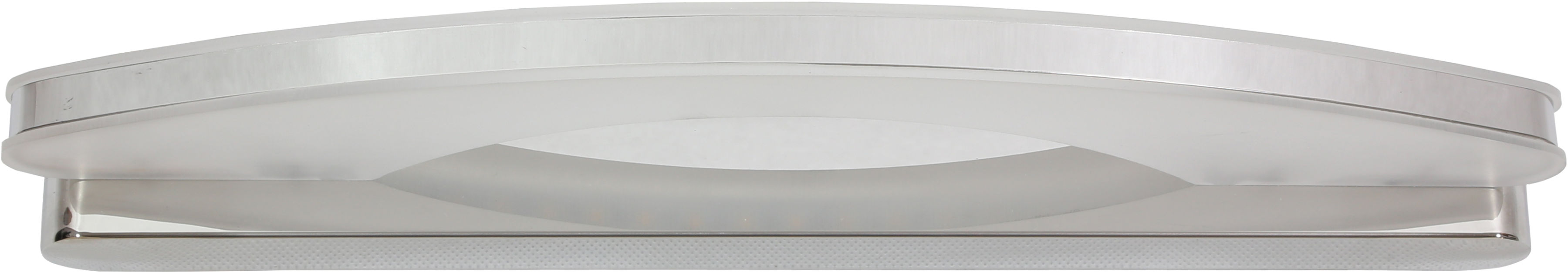 Candellux NIKE 20-37374 kinkiet lampa ścienna chrom akryl 5W LED 41cm