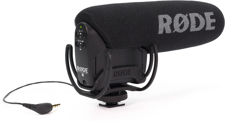 Rode VideoMic Pro Rycote - mikrofon do kamer / lustrzanek / rejestratorów Rode VideoMic Pro Rycote