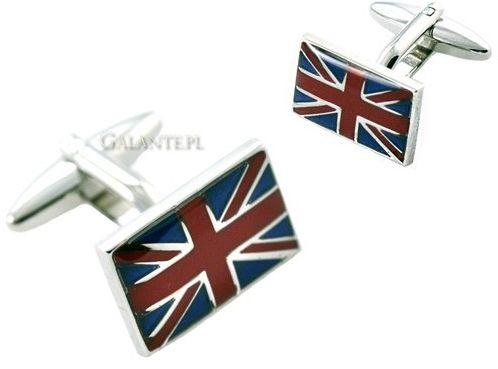 Spinki do mankietów Wielka Brytania SD-1021
