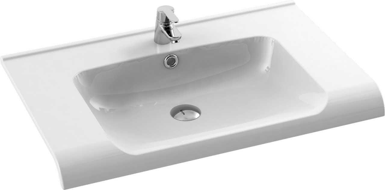 CeraStyle umywalka Anova, 80 cm 090700-u