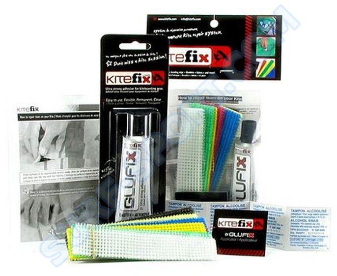 Zestaw naprawczy KiteFix Ripstop Refill Kit