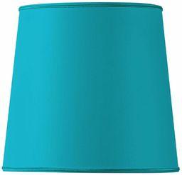 Klosz lampy w kształcie litery U, 30 x 25 cm, turkusowy