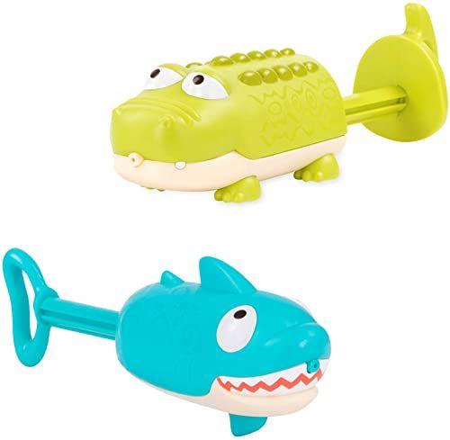 Toys pistolety wodne dla dzieci w wieku od 18 miesięcy (2 części)