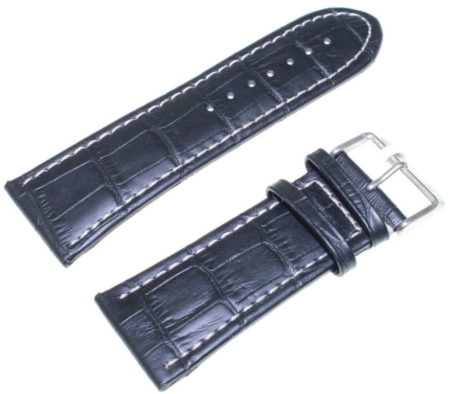 Skórzany pasek do zegarka 30 mm JVD R14501-30