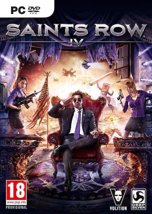 Saints Row IV (PC) PL DIGITAL