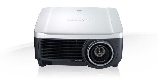 Projektor Canon XEED WUX4000+ UCHWYTorazKABEL HDMI GRATIS !!! MOŻLIWOŚĆ NEGOCJACJI  Odbiór Salon WA-WA lub Kurier 24H. Zadzwoń i Zamów: 888-111-321 !!!