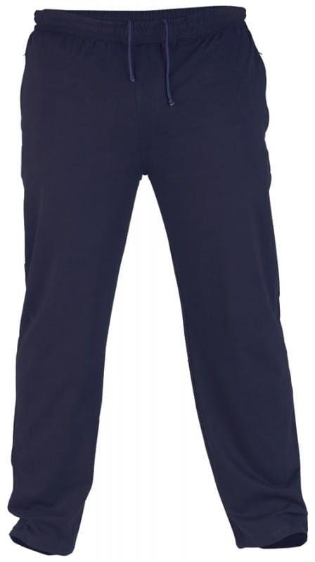RORY-D555 Duże Spodnie Dresowe Granatowe