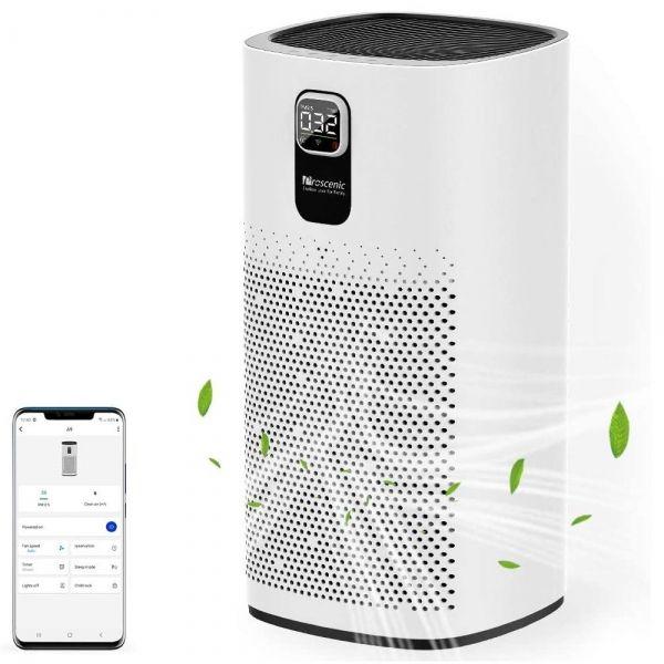 Proscenic A9 Inteligentny oczyszczacz powietrza