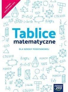 Tablice matematyczne dla szkoły podstawowej - Jerzy Janowicz