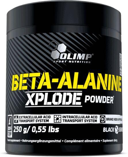 OLIMP Beta-Alanine Xplode Powder 250g Pomarańcz