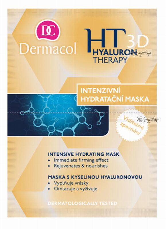 Dermacol - Hyaluron Therapy - Intensive Hydrating Mask - Intensywnie nawilżająca maska do twarzy