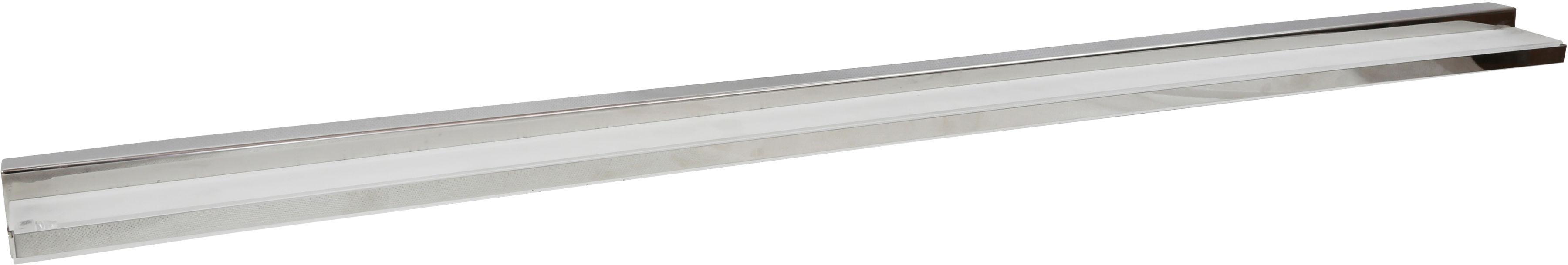 Candellux SUMO 21-53268 kinkiet lampa ścienna listwa LED 12W stal nierdzewna akryl 60cm