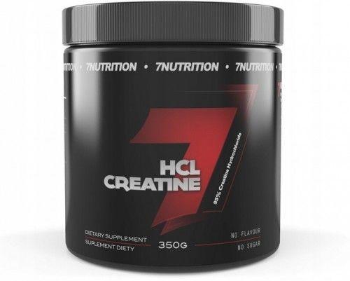7 Nutrition Creatine HCL 350g CHLOROWODOREK MOC