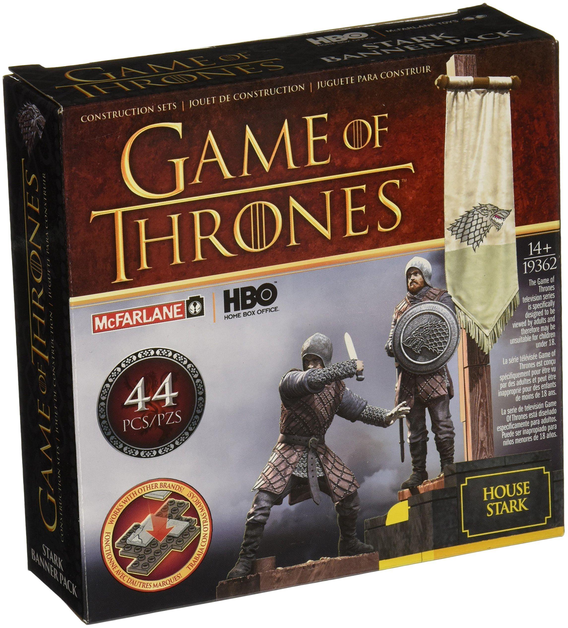 Game of Thrones Zestaw Building Silny Banner Pack